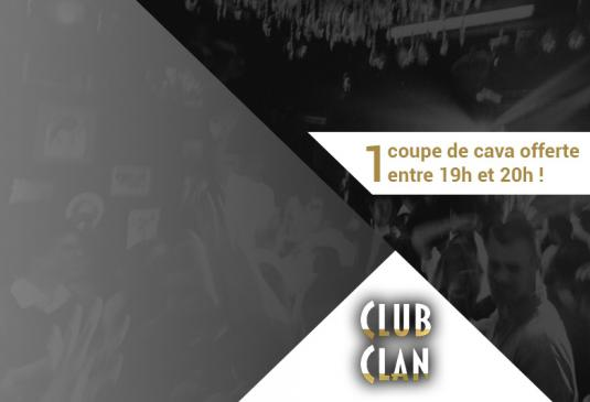 "Afterwork au ""Club Clan"""